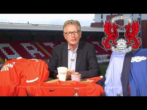 A message from Leyton Orient Club Chairman Nigel Travis