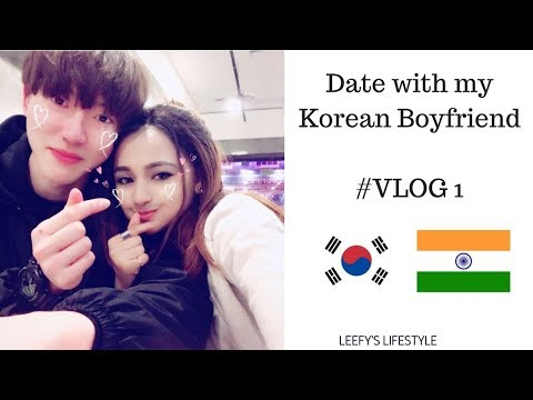 Date With My Boyfriend | #VLOG 1