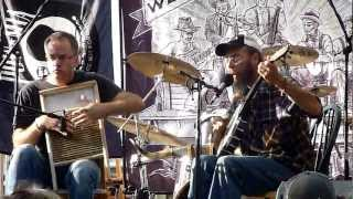 Charlie Parr - Jesus Met the Woman at the Well - Live at Weber
