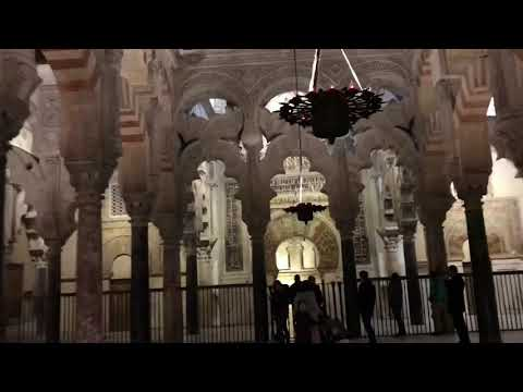 Tour to Cordoba Masjid Andalucia Spain | Muslims history in Spain | Part 1