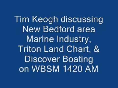 WBSM Interview - Tim Keogh - New Bedford Area Marine Industry.wmv