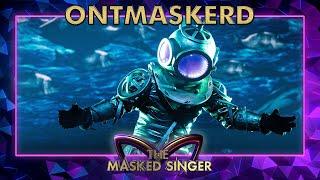 ONTMASKERD: Wie is Duiker echt?   The Masked Singer   VTM