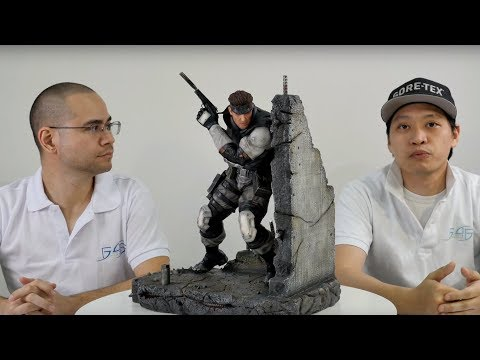 F4F Presents The Making of Metal Gear Solid - Solid Snake Documentary