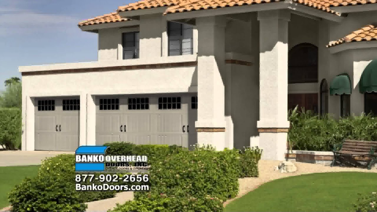 overhead garage designs door repair clearwater ppi fl florida doors blog banko