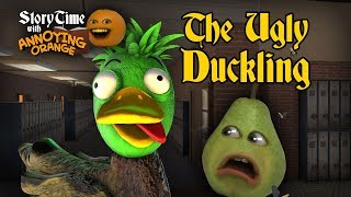 Annoying Orange - Story Time #8: The Ugly Duckling