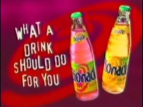 """Bionade Mineral Drink """"Dancing Queen"""" 30s - Philippines, 1997"""