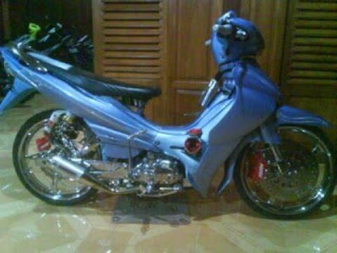 Motor Trend Modifikasi Yamaha Jupiter Z Terbaru