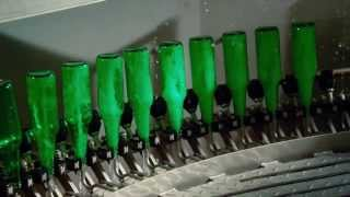 The Magic of Heineken - Beer Ballet