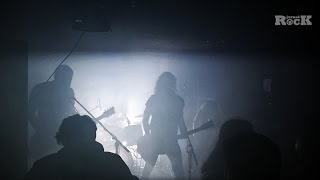 Downfall Of Gaia, live in Question Mark, 13/04/2015