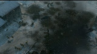 Sector Defense - Company of Heroes 2 - E3 2013 Gameplay