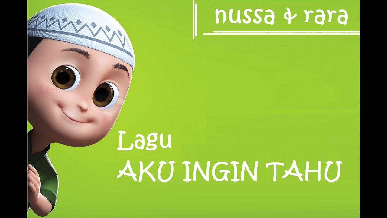 Lagu Bulan Hijriyah   Nussa & Rara   YouTube