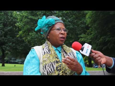 RDC:Spécial 30 juin-Justine Kasa-Vubu dresse le bilan-Espoir brisé,Dictature, Imposture,Déconfiture