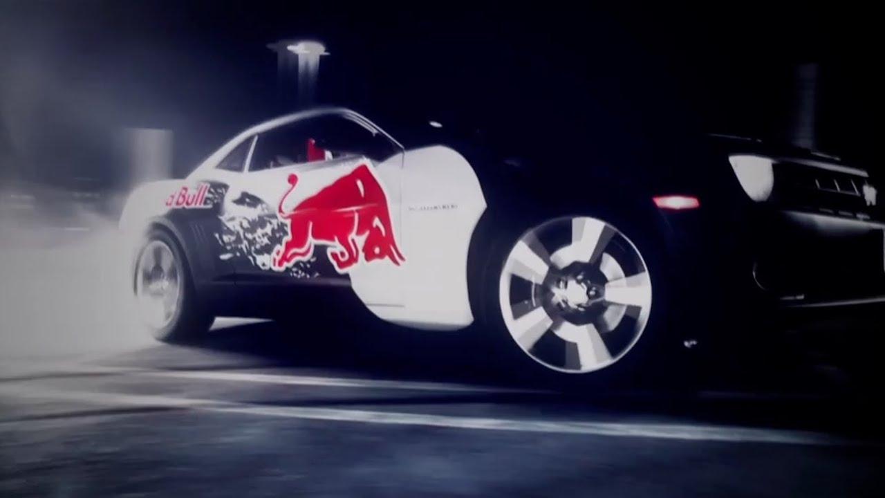 Drifting Back To The Origins Red Bull Car Park Drift Youtube