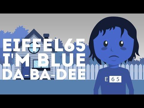 Eiffel 65 - I'm Blue (Da-Ba-Dee) (Paul Baldhill cover) (Lyric Video)