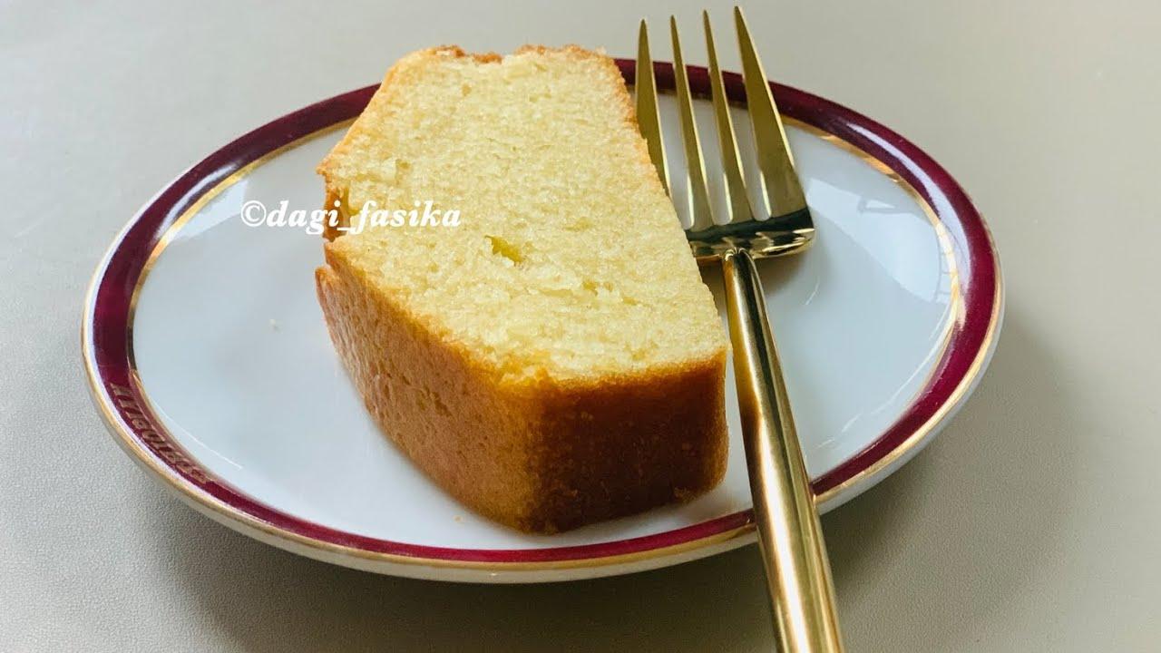 በጣም ቀላል ስፖንጅ ኬክ - ተቆራጭ - Easy Sponge Cake