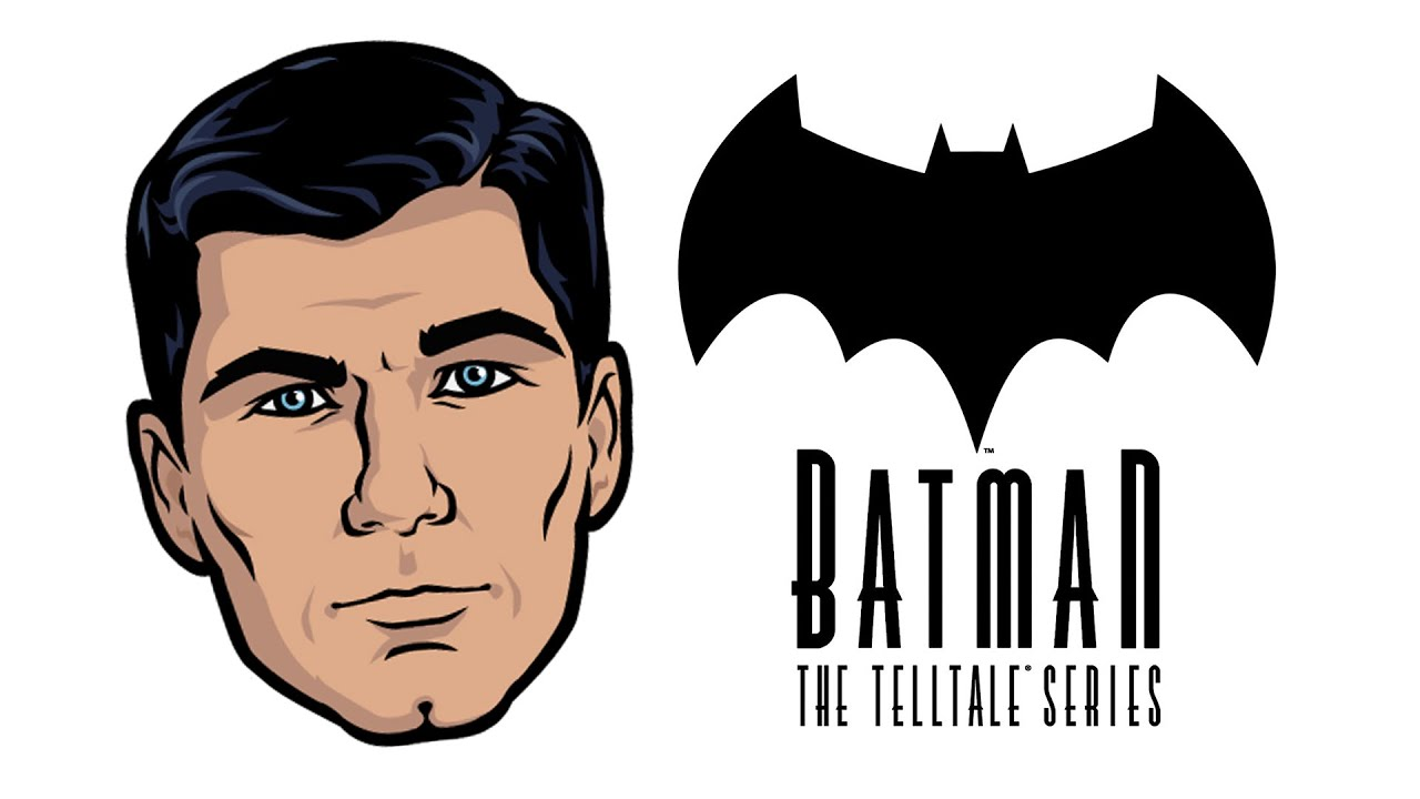 Batman telltale starring archer episode 1 youtube - Archer episodes youtube ...