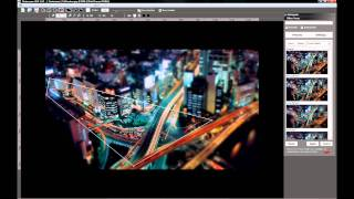 Create Tilt and Shift Miniatures Using Fhotoroom HDR 3.0