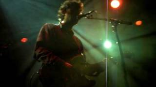The Notwist - Sleep Live in Düsseldorf 11.07.09