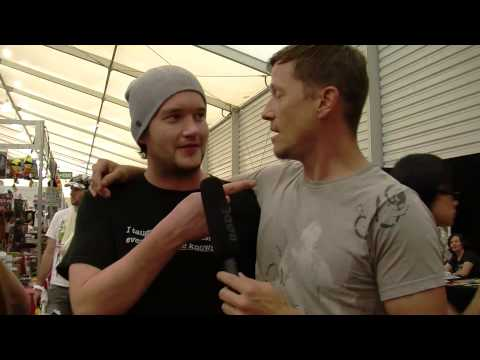Corin Nemec at Supanova Melbourne (Sunday) Part 3 (WARNING! CONTAINS EXPLICIT LANGUAGE)