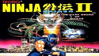 Ninja Gaiden II - The Dark Sword of Chaos (NES)