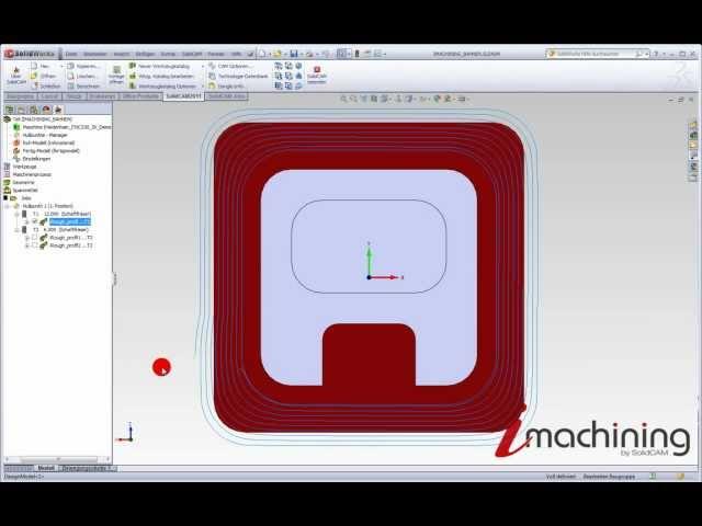 iMachining optimal eingesetzt - Teil 1