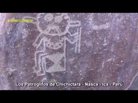 Los Petroglifos de Chichictara Nasca - Ica - Perú 2017