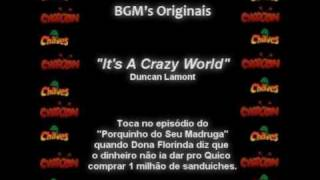 CHAVES & CHAPOLIN - BGM Original - It