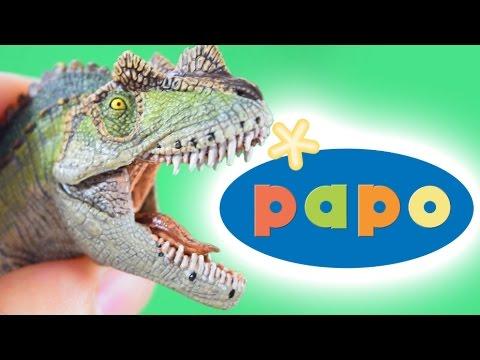 Papo® Ceratosaurus Review