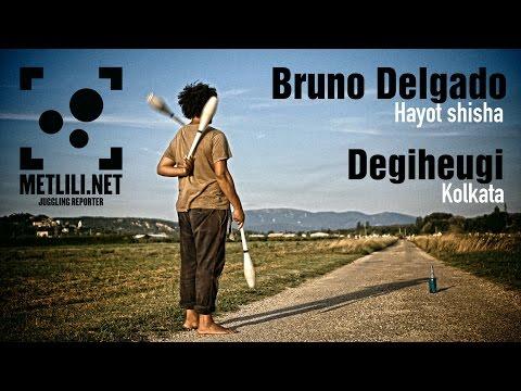 4K / Bruno Delgado / Degiheugi / Metlili.net / Club Manipulation / Juggling
