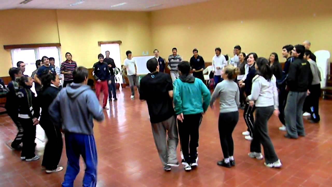 Un juego de jovenes - 2 part 1