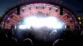 AN21 @ Ushuaia 10th August 2011 (Swedish House Mafia Party)