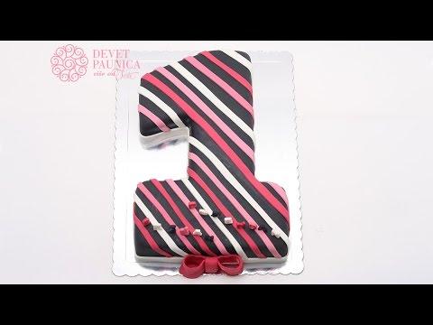 Torte Za Prvi Rodjendan 1st Birthday Cakes Youtube