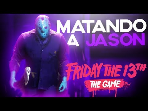 BUSCANDO AL JASON DE MORADO PARA MATARLE  | FRIDAY THE 13TH