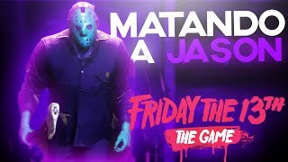 Video de BUSCANDO AL JASON DE MORADO PARA MATARLE  | FRIDAY THE 13TH