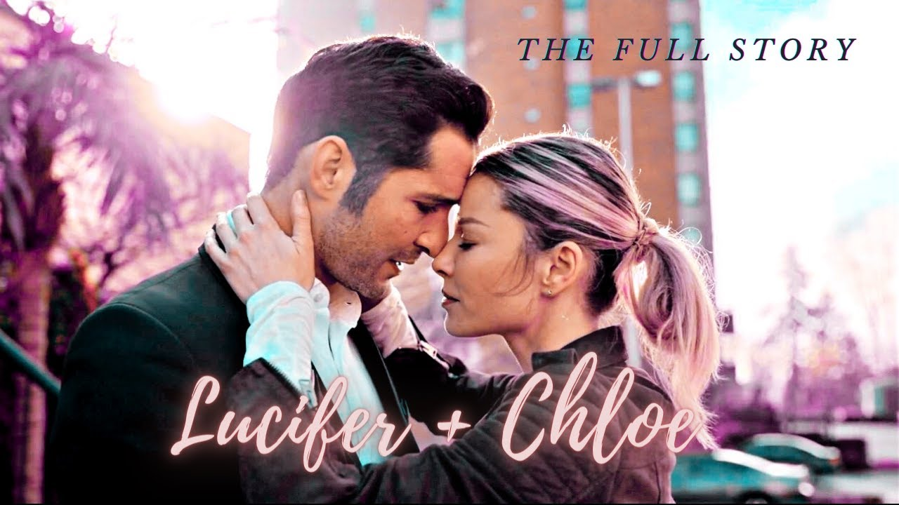 Download Lucifer and Chloe | Their FULL Story [1x01-6x10]