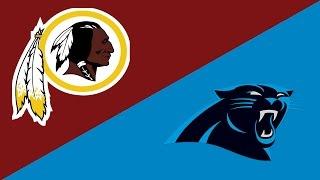 Week 11 Preview: Washington Redskins/Carolina Panthers