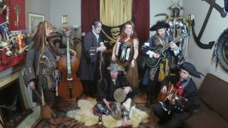 Shiver my Timbers (Muppets cover) Band of Pirates