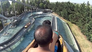 Roller Coaster Water Slide at Zoomarine