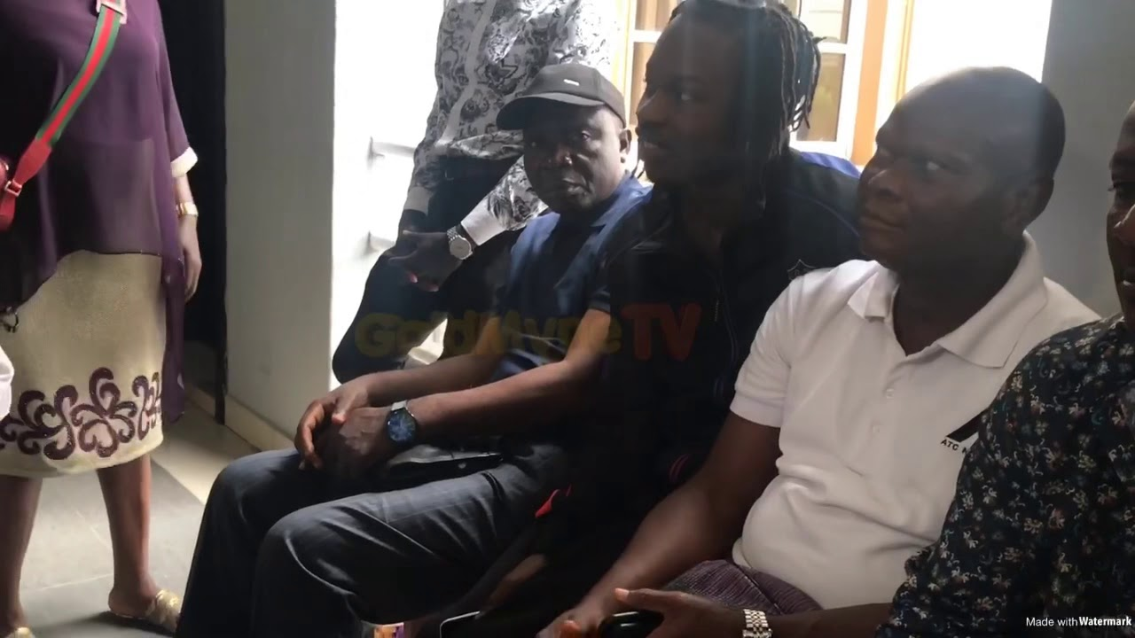 Naira Marley in court today, trial adjourned till tomorrow