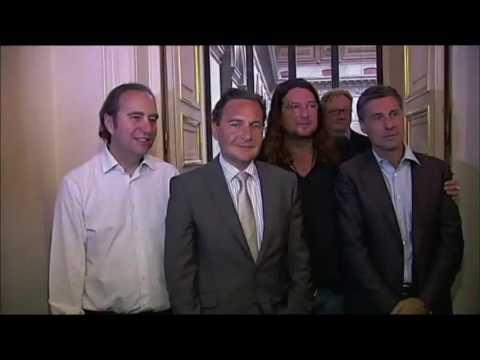 Guerre dans les télécoms, les 4 couleurs du capitalisme France 5