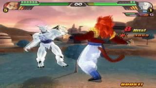 dbz bt3 ultimate fusion vs broly z omega shenrong super baby z super janemba z 100 frieza