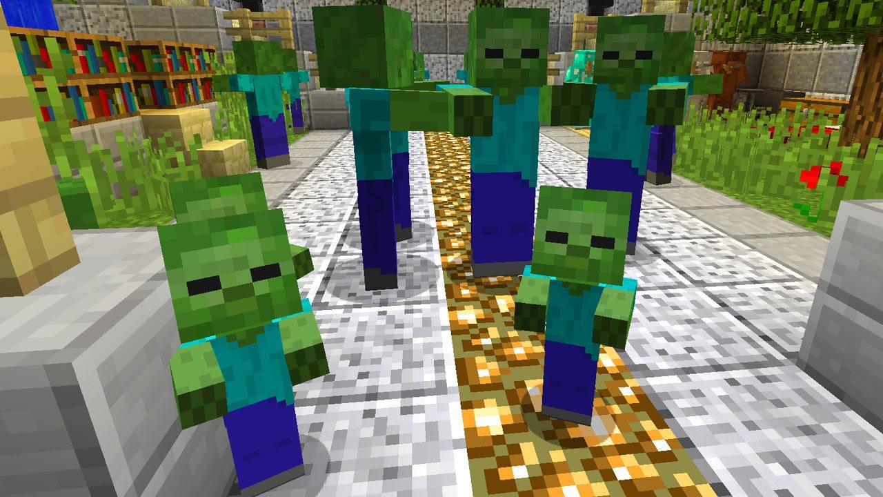 10 Fakten 252 Ber Den Minecraft Zombie Einsteigerfreundlich