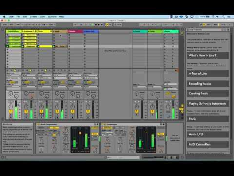 Ableton Side Chain Compression Video