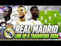 REAL MADRID TRANSFERS TARGETS SUMMER 2020 & LINE UP 2020 | CONFIRMED TRANSFERS | w/ MANÉ & MBAPPÉ🚀