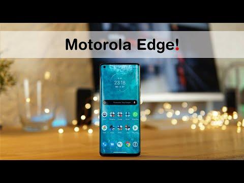 Motorola Edge 5G : BELLISSIMO!