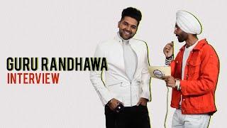 Guru Randhawa Interview at Gaana Crossblade Music Festival | Chandigarh