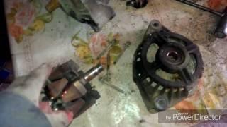 Generator 2109 ta'mirlash