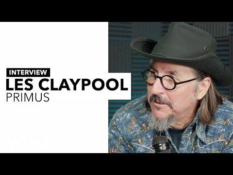 Primus - Les Claypool from Primus talks