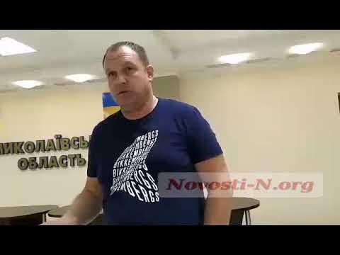 Новости-N: Депутат Ясинский о конфликте в облизбиркоме Николаева