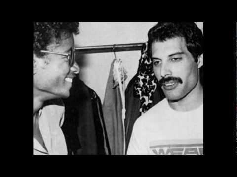 Michael Jackson & Freddie Mercury State of shock